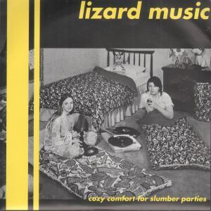 Lizard Music cover